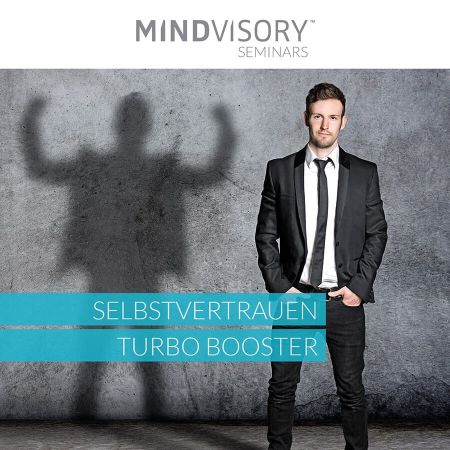 Selbstvertrauen Turbo Booster